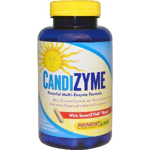 Multi-enzyme, anti-fungal formula supporting the balance of intestinal flora & aids the fight against yeast overgrowth.