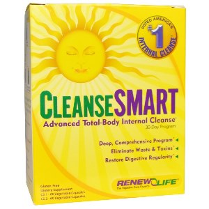 CleanseSMART, the ORIGINAL Advanced Total Body and Colon Cleanse, combines 23 natural ingredients to support the body's natural detoxification processes..