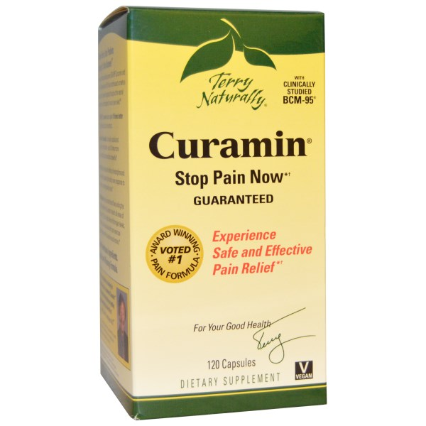 Curamin is a unique and proprietary formula that enhances the body's natural defense mechanism for the relief of pain due to over use..