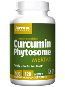 Curcumin Meriva a patent pending form of curcumin for increased absorption supporting joint flexabiltiy..