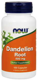 Dandelion has been used for generations to support healthy digestion, regularity and circulation..