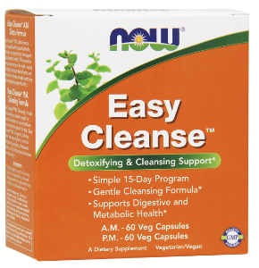 Easy 15-Day Gentle cleanse -100% Natural Ingredients -No Harsh Laxatives - No Food Preparation. Supports Digestive and Metabolic Health -Vegetarian Formula. Toxic build up leaves you feeling tired, heavy and bloated. A gentle detox 3-4 times per year can make all the difference in how energized you are. A great way to kick-start your diet. Try it today and see how you feel..