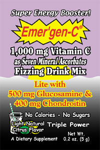 Emergen- flavored fizzy drink mixes offer a fast, fun and enjoyable way to keep you feeling good..