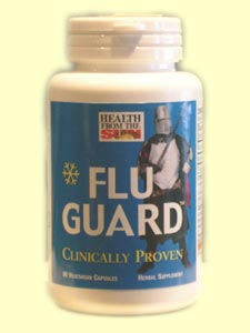 Health From the Sun Flu Guard (SPV30) (90 caps) is a natural product that is clinically prepared to fight against the flu and other viruses and auto immune . disease.
