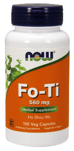 Fo-Ti (Polygonum multiflorum), also called Ho-shou-wu, is a woody perennial native to China..