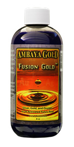 Ambaya Golds revolutionary Fusion Gold formula combines four vital ingredients into one powerful formula  blending Monatomic Silver, Monatomic Gold, and Oxygen with an activated Fulvic Base..
