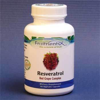 Fruitrients provides 60mg of TransResveratrol per serving guaranteed through HPLC Testing, plus the
