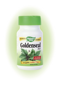 Nature's Way Goldenseal Root (100 Caps) is a wild herb native to North America that has many different applications but is most handy in enhancing the immune system..