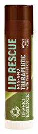 Lip Rescue is made with Eco-Harvest Tea Tree Oil and will save your lips in times of peril! No more cracked dry lips with Lip Resuce. Just one application per day protects your lips from cold weather damage..