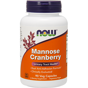 Relief for Urinary Tract Infections. D-Mannose and Cranberry are 2 ingredients that have been clinically studied to support urinary tract health safely and effectively..
