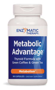 Thyroid formula, Metabolic Advantage, provides exceptional ingredients support healthy metabolism, promote weight loss and enhance thyroid health..