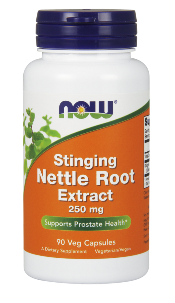 Stinging Nettle has been used according to tradition, since the days of Caesar nearly 2000 years ago.  NOW® Nettle Root is concentrated and standardized to the highest European standards. Nettle Root is widely used to support prostate health..