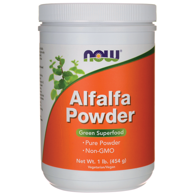 Centuries ago, the Arabs used nutrient-rich alfalfa as feed for their horses, because they claimed that it made the animals swift and strong. They eventually became so convinced of its benefits to their own health that they named the grass Al-Fal-Fa, which means Father of Foods..