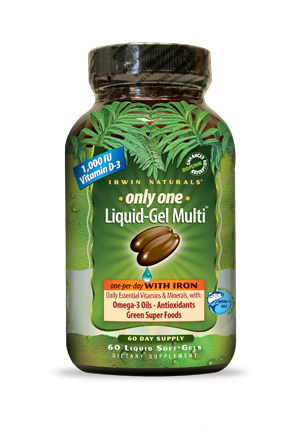 Searching for comprehensive nutritional support in 'only one' liquid soft-gel per day? Only One Liquid-Gel Multi provides daily requirements of vitmins and minerals plus: Essential Fatty Acids Omega-3 Oils, Antioxidants and Green Super Foods. Buy Today at Seacoast.com.