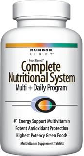 Complete Nutritional System (180 tablets)* Rainbow Light
