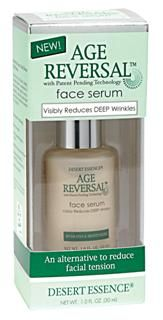 Age Reversal Face Serum (1 oz) Desert Essence