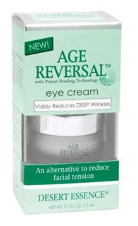 Age Reversal Eye Cream (0.5 oz) Desert Essence