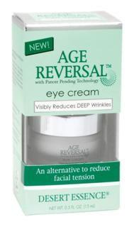Age Reversal Eye Cream (0.5 oz) Desert Essence