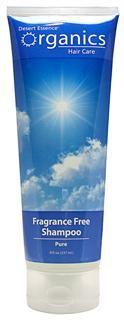 Organics Fragrance Free Shampoo (8 oz) Desert Essence