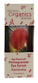 Organics Pomegranate Eye Serum (1 oz) Desert Essence