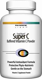 Super C Powder (4 oz)* Rainbow Light