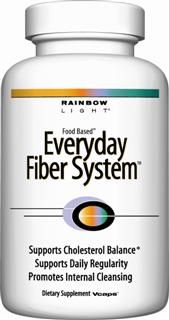 Everyday Fiber System (180 capsules)* Rainbow Light
