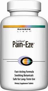 Pain-Eze (30 tablets)* Rainbow Light