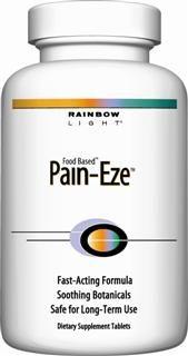 Pain-Eze (30 tablets)* Rainbow Light