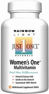 Womens One Multi (150 tablets)* Rainbow Light