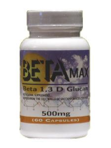 BetaMax 500 mg (60 caps) Chisolm Biological Laboratory