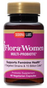 iFlora Probiotics for Women (60 vcaps)* Sedona Labs
