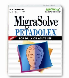 MigraSolve (30 soft gels)* Rainbow Light