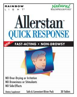 Allerstan Quick Response (30 count)* Rainbow Light