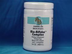 Bio-Bifidus Complex Powder (14 oz) American Biologics