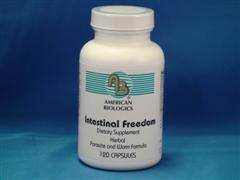 Intestinal Freedom (120 capsules) American Biologics