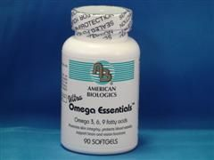 Omega Essentials (90 softgel) American Biologics
