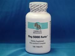 Oxy-5000 Forte (180 tablets) American Biologics