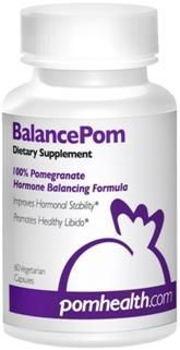BalancePom  (60 vcaps) Pomegranate Health