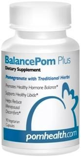 BalancePom Plus (90 caps) | Estragranate Plus Pomegranate Health