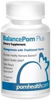 BalancePom Plus (90 caps)   Estragranate Plus Pomegranate Health