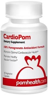 CardioPom (60 vcaps) Pomegranate Health