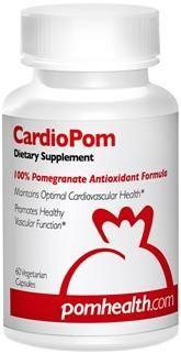 CardioPom (60 vcaps) Pomegranate Health