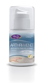 Arthri-Mend | Arthritis Pain Relieving Cream (2 oz) Life-flo
