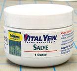Vital Yew Salve (1 oz) TriMedica