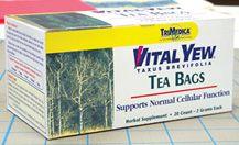 Vital Yew Tea Bags (20 bags) TriMedica