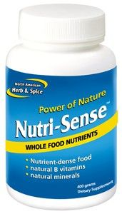 Nutri-Sense (400 gms) North American Herb and Spice