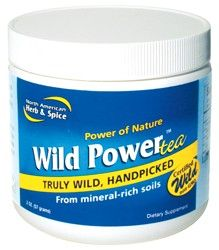 Wild Power Tea (2 oz) North American Herb and Spice