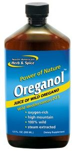 Oreganol P73 Juice (12 oz) North American Herb and Spice