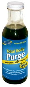 Total Body Purge  (12 oz) North American Herb and Spice