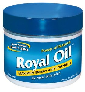Royal Oil  (2 oz) North American Herb and Spice